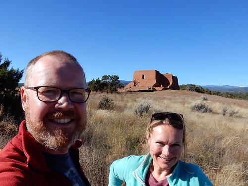 Pecos National Historical Park - kerk