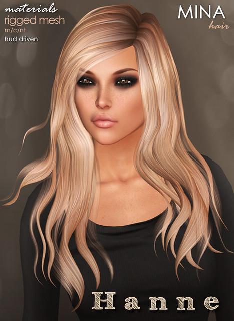 MINA Hair - Hanne for Hairology