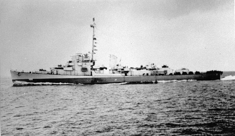 USS Cannon DE-99