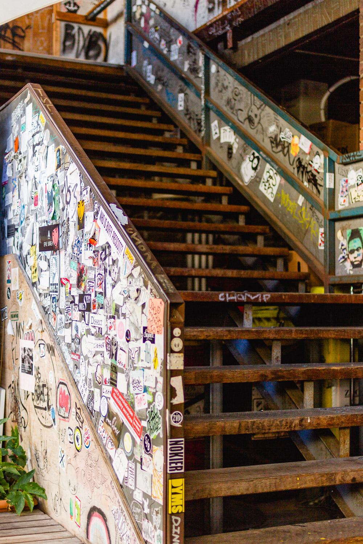 winn lane stickers stairs