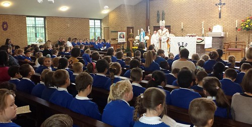151021 - Holy Family School - Maidstone South