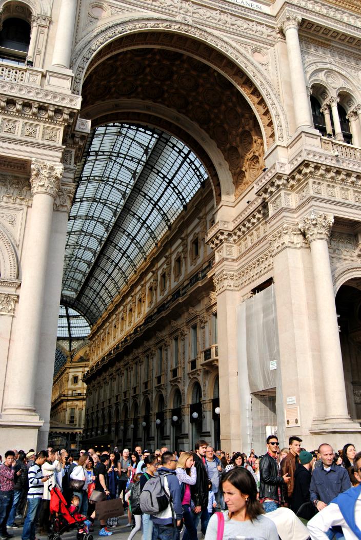 Galerias Vittorio Emanuele ll, Milano (02)