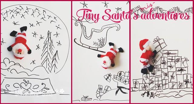 Tiny Santa's adventures
