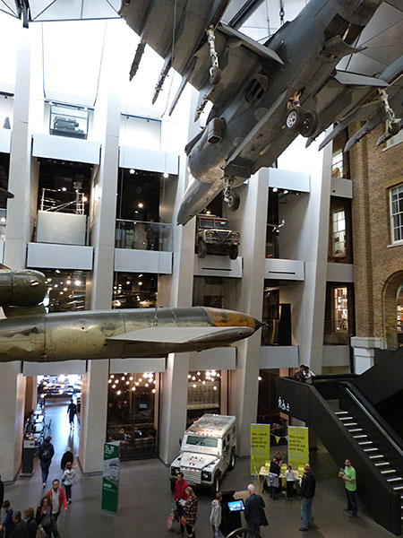 grand hall Imperial war museum