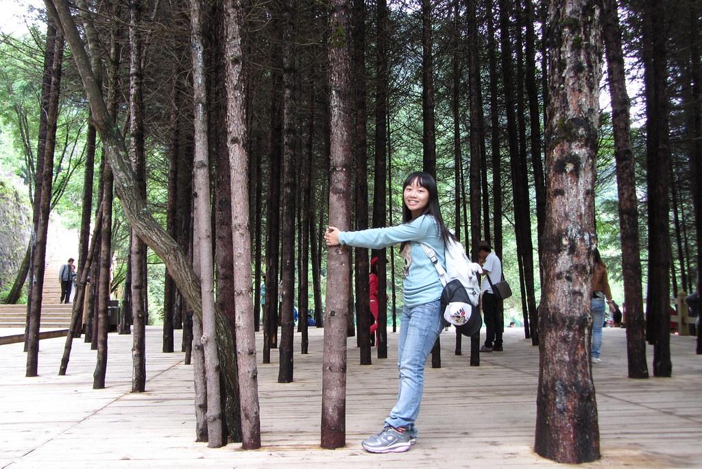 Jiuzhaigou, June 2011