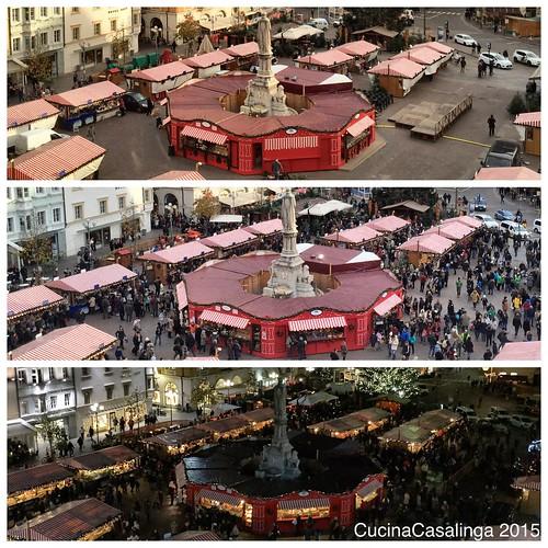 Bozen - Verlauf Markt