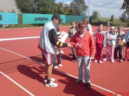 2007 - Tenisový turnaj dětí