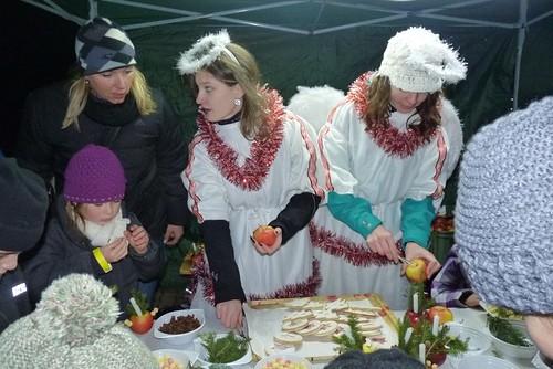 2012 - Mikulášská a rozsvícení vánočního stromku