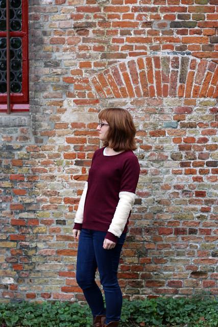 Linden Sweatshirt in Bruges