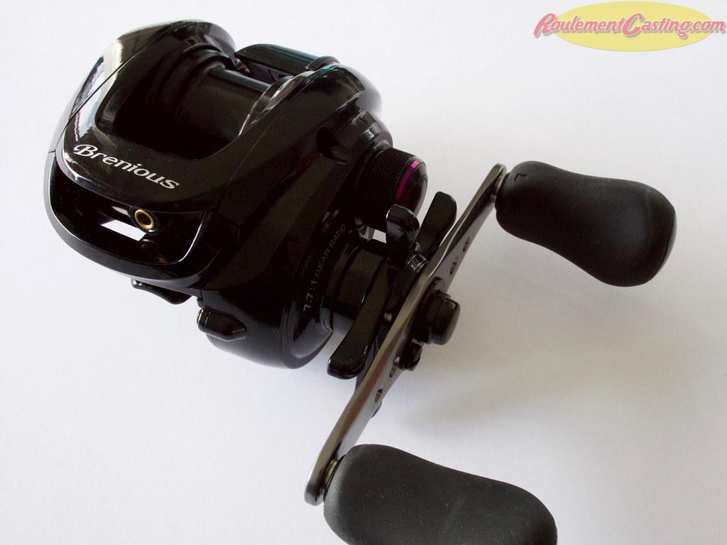 Shimano Brenious Spool Bearings Upgrades #0