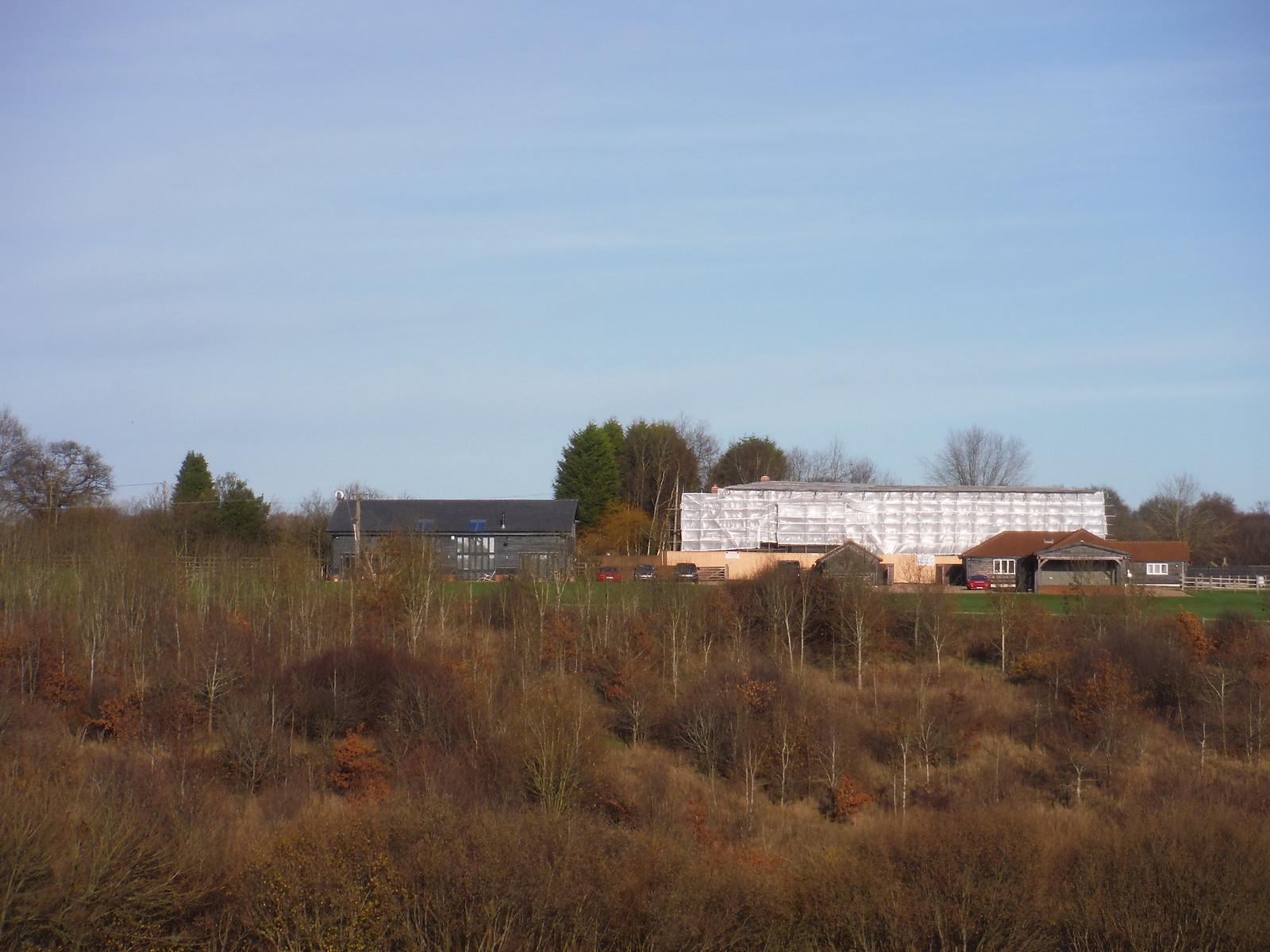 Erriwig Farm SWC Walk 140a Wendover to Great Missenden