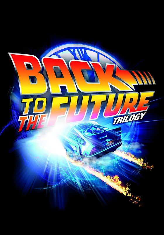 Back to the Future - Trilogy Poster 3