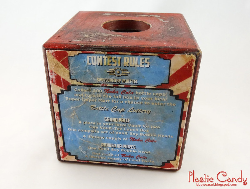 Nuka Cola Cap Box Project