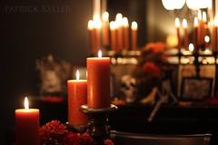 Halloween Altar 3