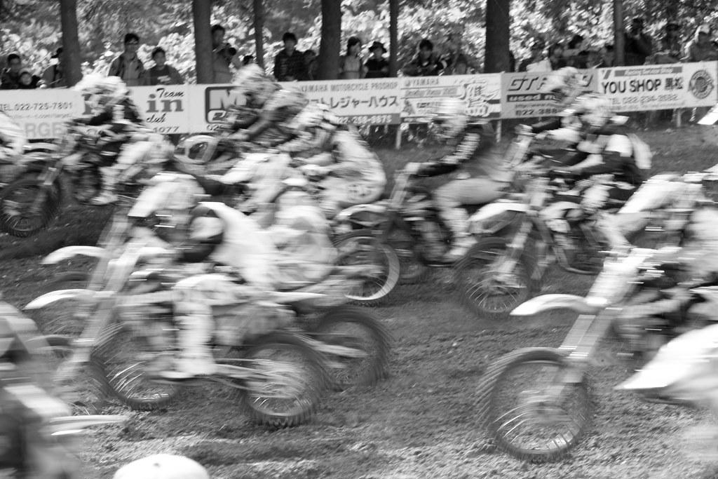 #ヤマハバイク取材 モトクロス