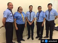 #ScoutsDominicanRepublic #scoutsdominicanos. #Repost @scoutsrd ・・・ Toda la membresía dominicana  le desea buen viaje a nuestra representante, Francheska Lorainee Lara Urraca a participar en el Foro Interamericano de Jóvenes en el marco de celebración de l