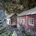 Helleren, Jøssingfjorden, Rogaland, Norge by North Face
