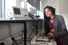 Anita Vekaria Engineering BTEC Level 3