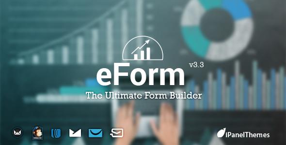 eForm v3.3.1 – WordPress Form Builder