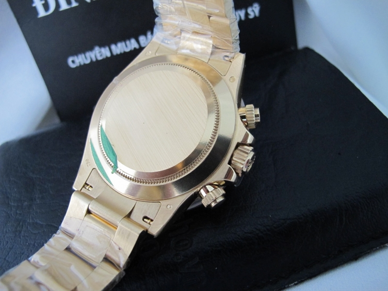 Bán đồng hồ rolex daytona 6 số 116528 – mặt đá thiên thạch – vàng 18k – size 40mm