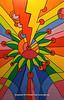 McKinley School Boston Pop Art wall panel mural by Howie Green by Howie Green