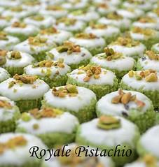 royale pistachio
