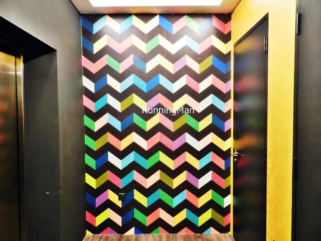U Hotel 05 - Elevator Lobby