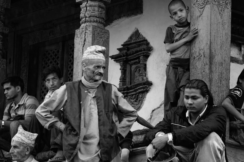 No Smiles, Kathmandu