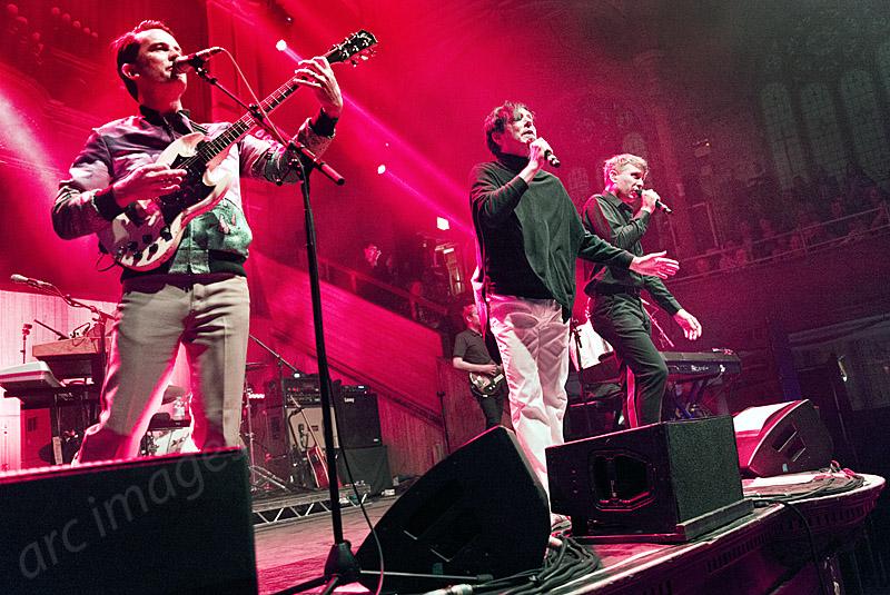 FFS, Albert Hall, Manchester, 25-08-15