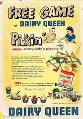 Dairy Queen Pickin', 1957