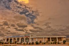 The Kuwaiti terminal