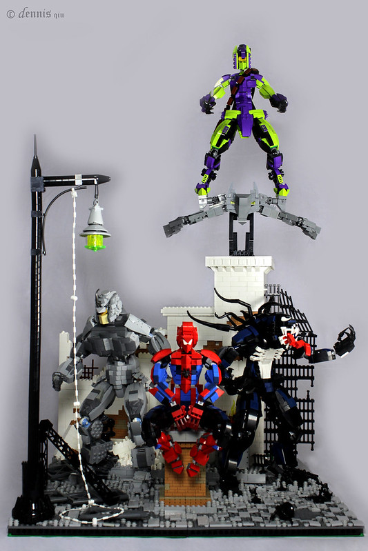 MOC - Amazing Spiderman