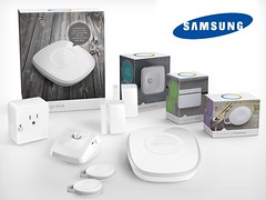 Samsung has launched a starter kit for a connected home