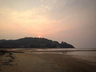 Immagine di Pantai Cherating Spiaggia sabbiosa. beach sunrise malaysia cherating