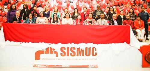 Confira as fotos da posse da nova gestão do Sismuc