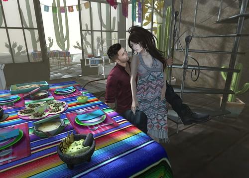 Mexican Food - Takeo & Lolita Oleander