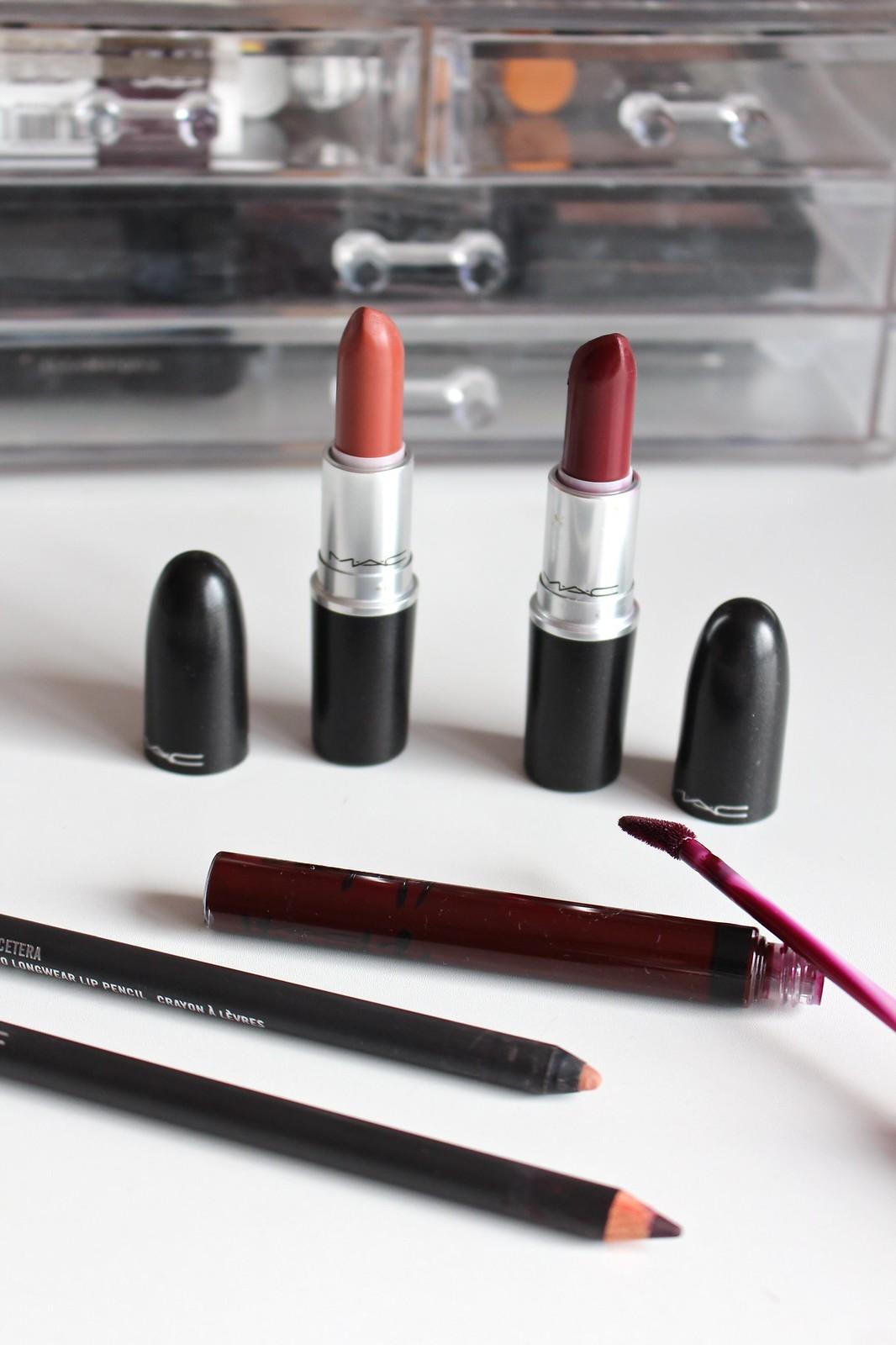 maccosmetics, maclipstick, makeup, beautyblogger, krystelcouture,
