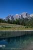 mountain lake by ElginCon