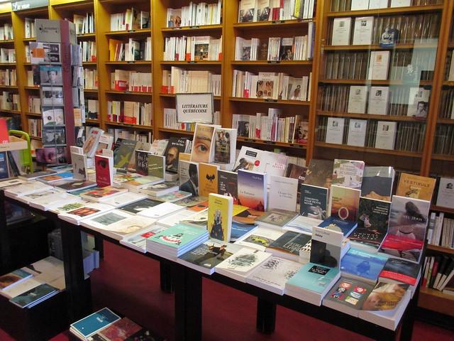 Librairie Gallimard Montréal