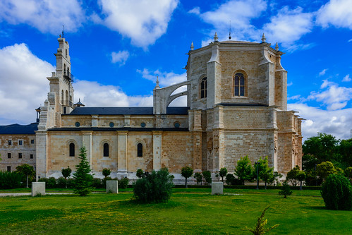 La Vid. Monasterio de Santa María de la Vid