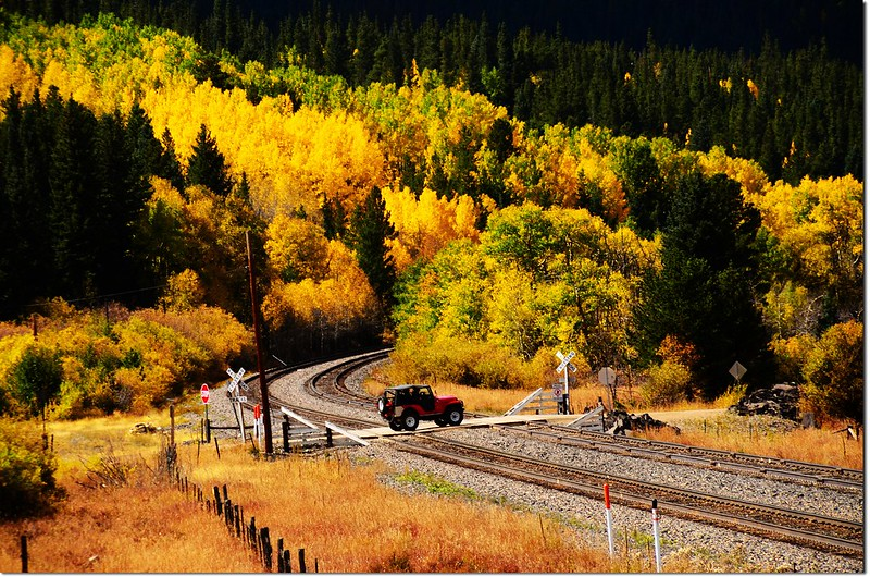 E. Portal road (Rollins Pass) in Fall, Colorado (15)