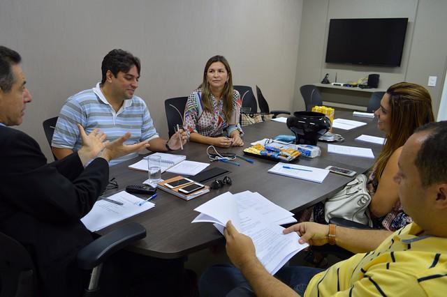 Agenda de Reuniões e Visita - Outubro 2015