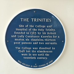Photo of Blue plaque number 9253