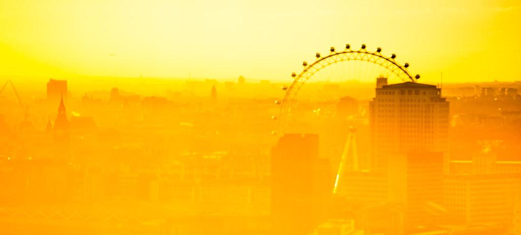 London In The Last Light