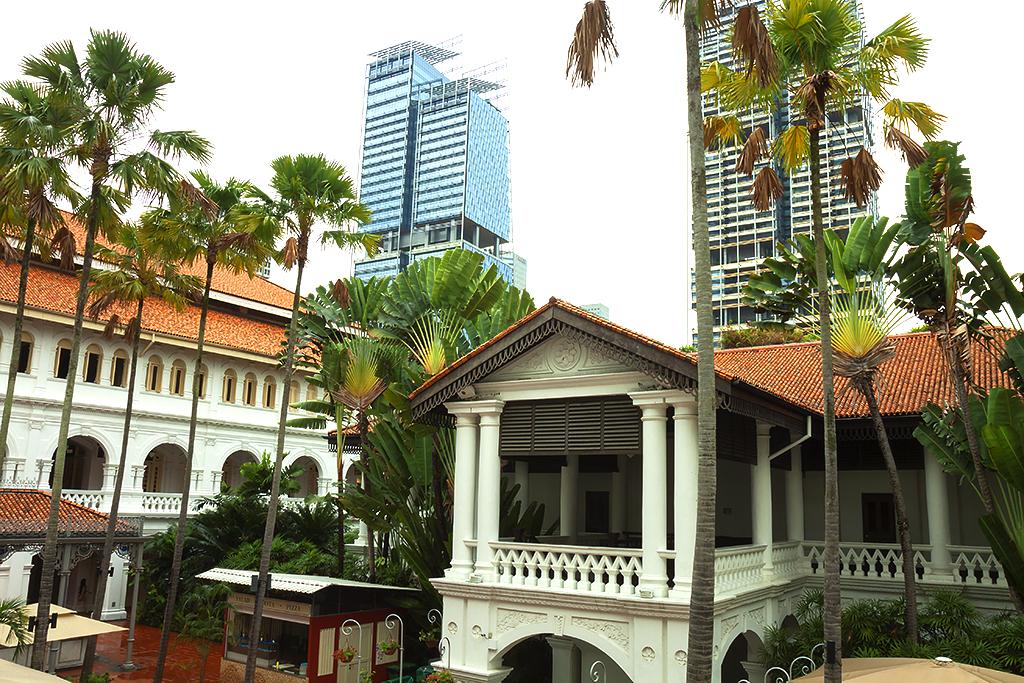 Raffles Hotel--Singapore