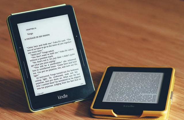 libros electronicos con tinta electrónica