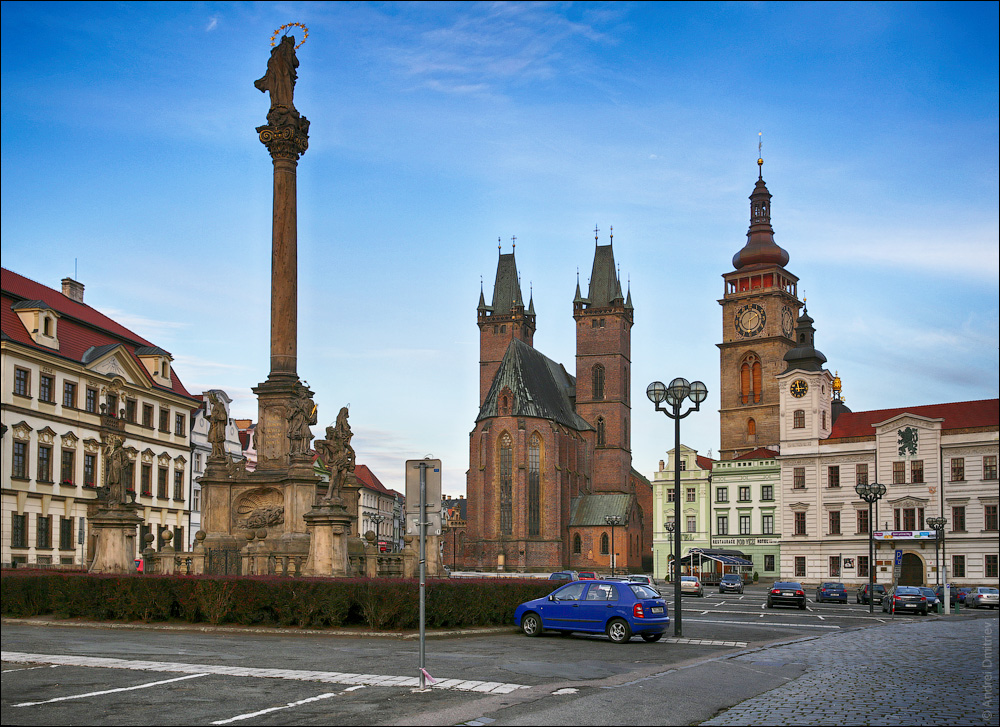 Собор Святого Духа, Градец Кралове, Чехия