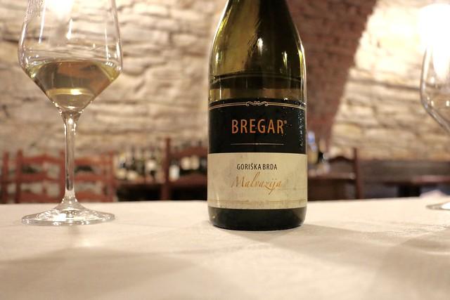 Goriška Vinoteka Brda (Bregar winery)
