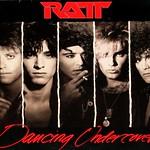 """RATT DANCING UNDERCOVER OIS 12"""" VINYL LP"""