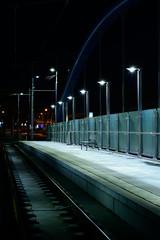Trainbridge in Weil am Rhein